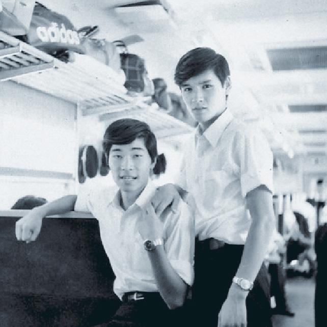 1973年 修学旅行